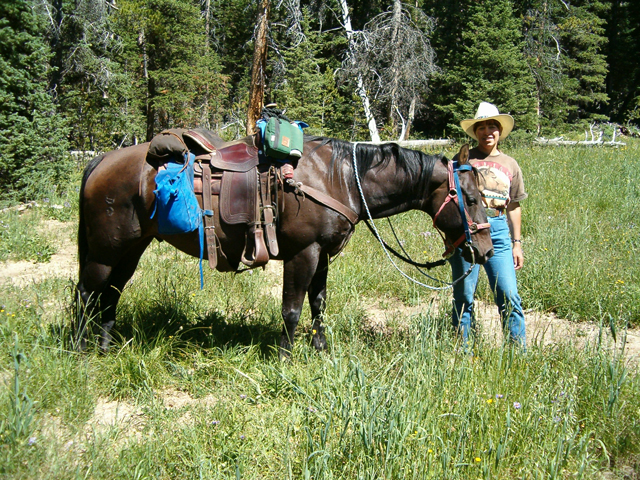 Dude ranch vacations in Montana